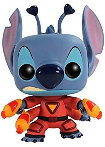 Funko- Pop Vinile Disney Stitch 626, 4671