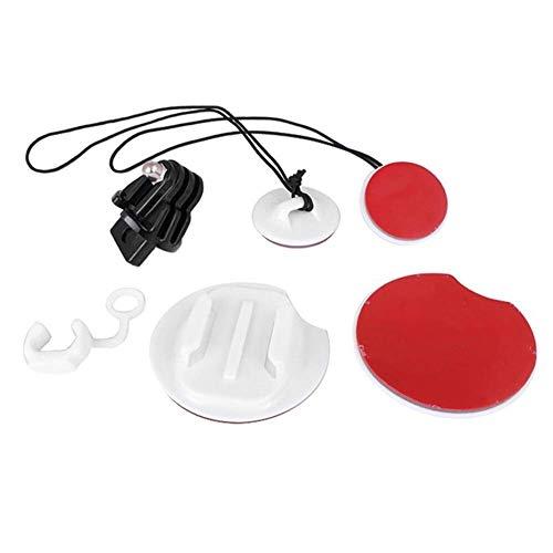 Kit de montaje en tabla de surf Paquete de surf para Gopro Hero 8 7 6 5 Accesorios de cámara de acción Montaje de cámara