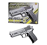 Pistola Giocattolo a Pallini, Pistola BB Bullets, Calibro 6 mm, Inclusi Dardi (ES447)