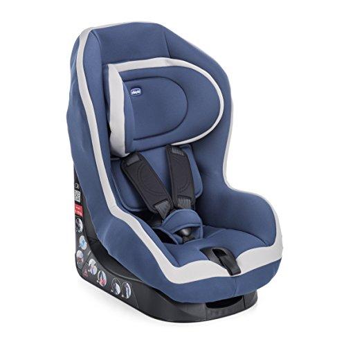 Chicco 06079818800000Seggiolino Auto Go–One, colore: verde, blu