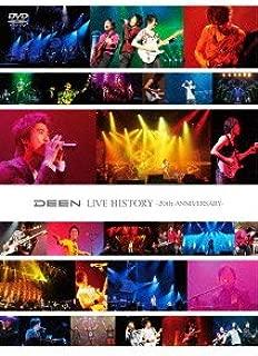 DEEN LIVE HISTORY ~20th ANNIVERSARY~ [DVD]