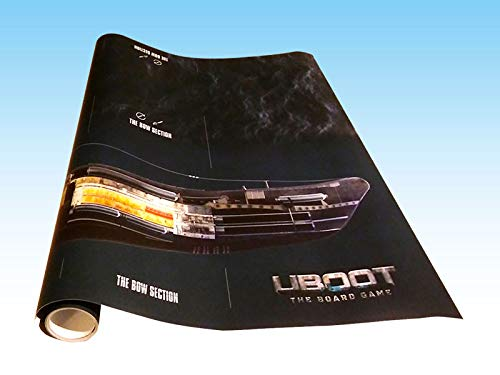 U-Boot The Board Game - Latex Giant Playing Mat 95cm x 37cm