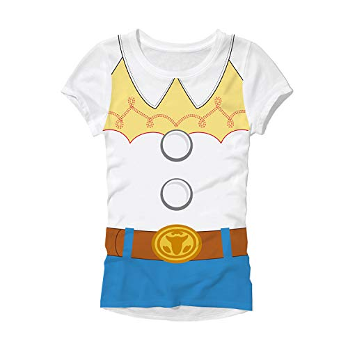 Disney I am Jessie Toy Story Costume T-Shirt (Large, Jessie)