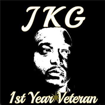 1st Year Veteran