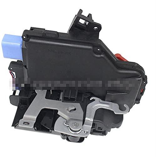 DHTENG 1 PC Accionador de Bloqueo de Puerta para VW para Volkswagen Touareg Phaeton Golf 5 Touran 3D1837015AB 3D1837016AC 7L0839015D 7L0839016D (Color : Front Right (9 Pin))