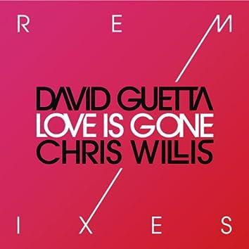 Love Is Gone (Remixes)