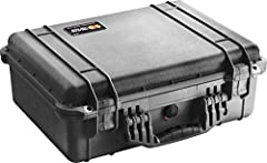 Pelican cases are kept watertight through the use of a tongue and groove fit and a polymer o-ring. Pelican cases come standard with an Automatic Pressure Equalization Valve which releases built up air pressure while keeping water out. Pelican's Pick ...