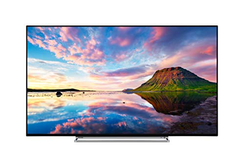 Toshiba 55U5863DA 55 Zoll Fernseher (4K Ultra HD Smart TV, Dolby Vision HDR, Triple Tuner, Sound by Onkyo, Works with Alexa)