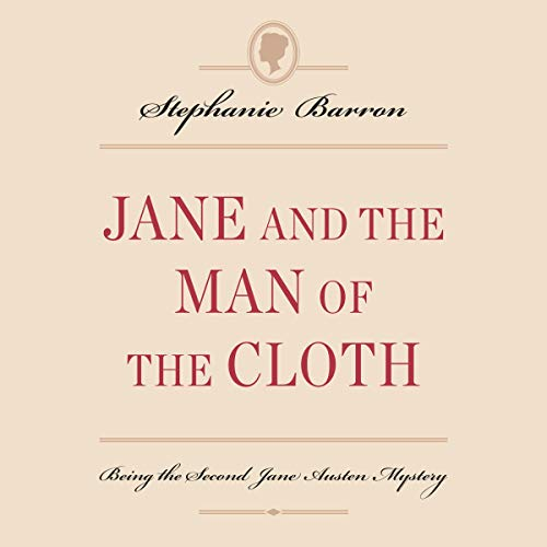 Jane and the Man of the Cloth  By  cover art