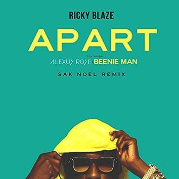 Apart (Sak Noel Remix)