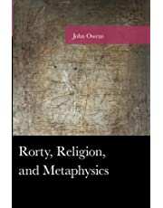 Rorty, Religion, and Metaphysics