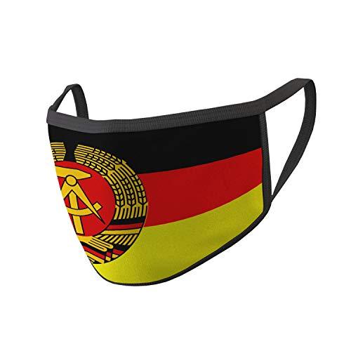 Copytec Mund Maske DDR Ost-Deutschland Ossi Hammer Zirkel GDR #35322