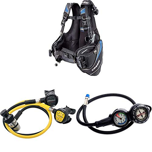 Cressi Octopusse AC2 Compact + Octopusse...