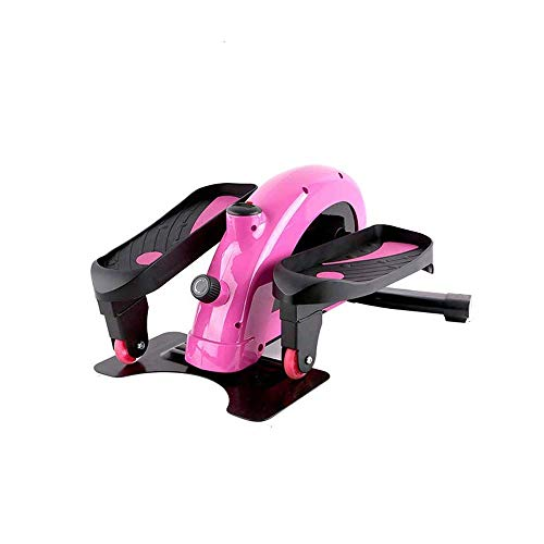 Buy Discount JGWHW Mini Elliptical Machine, Fitness Stair Stepper, Adjustable Height Stepper Machine...