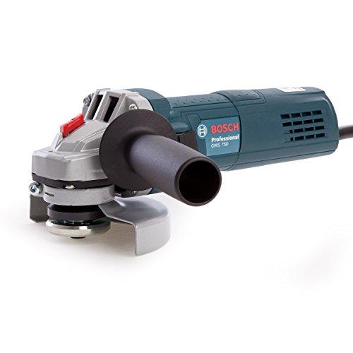 Bosch GWS 750 115MM Professional Corded Angle Grinder 110V
