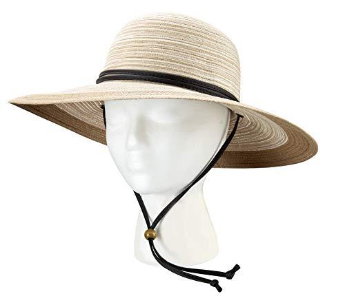 Sloggers Earth Braid 4406LB Sun Hat, Light Brown