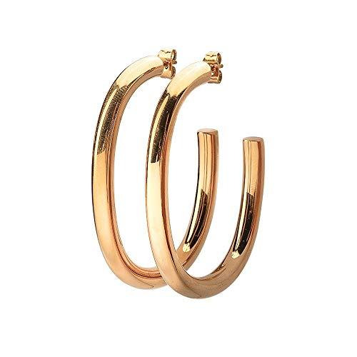 aretes de oro hombre fabricante LuckyLy