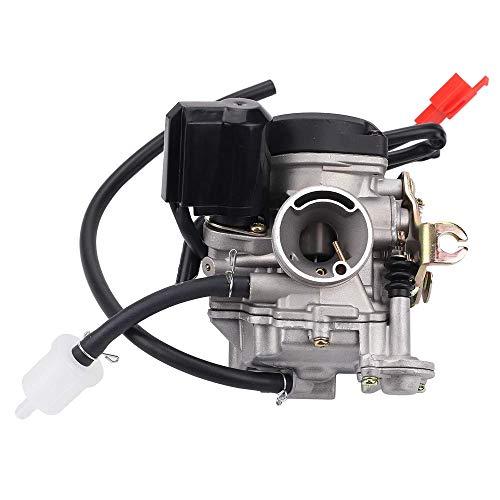 Wetenex GY6 Carburetor for 49CC 50CC 80CC 139QMB 4 Stroke Taotao Go Kart Moped Scooter 20MM Carb
