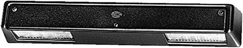 HELLA 2KA 004 525-001 Kennzeichenleuchte - C5W - Anbau - Kabel: 175mm/205mm - Stecker: Flachstecker - Einbauort: links/rechts