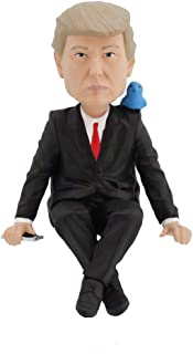 Royal Bobbles Donald Trump Media Monitor Bobblehead (Computer Sitter)