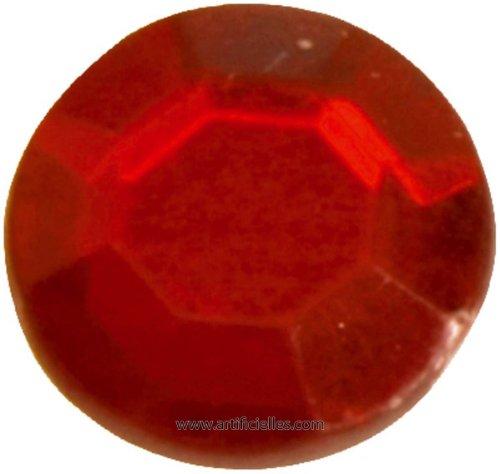 Artificielles.com - Pierres de Reve x 50 Rouge D 10mm - Couleur: Rouge