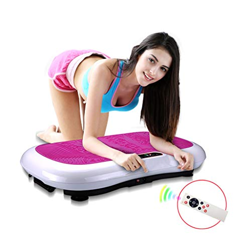 Find Bargain Vibration Platform Machines Weight Loss Body Shaping Machine Home Shaking Machine Vibra...