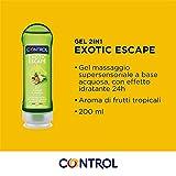Zoom IMG-1 control exotic escape gel massaggio
