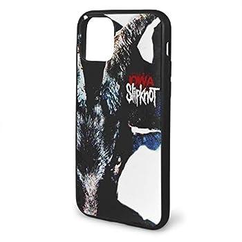 MAJJAKJH-id Slipknot Iowa for iPhone 11 Pro Max iPhone Case Protect Your Phone Phone Case and Case Shockproof TPU Bumper Protection