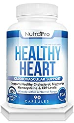 HEALTHY HEART – Keep your heart performing at its prime with our innovative formula! Support and maintain a healthy heart,artery cleanse and protect. Support strong arteries from clogging by plaque.Improving arterial pressure,healthy heart rhythm and...