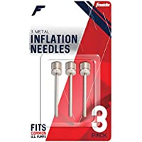 3-Pack Franklin Sports Metal Inflating Needles