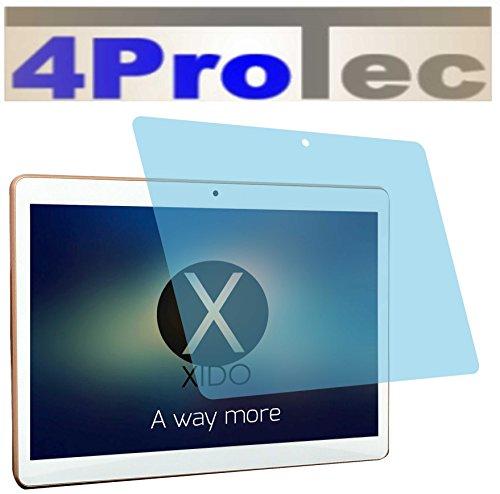4ProTec I 2 Stück GEHÄRTETE ANTIREFLEX Displayschutzfolie für Xido Z90 Bildschirmschutzfolie