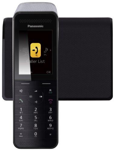 Panasonic KX-PRWA10EXW Mobilteil für KX-PRW120/110 inkl. Ladeschale schwarz
