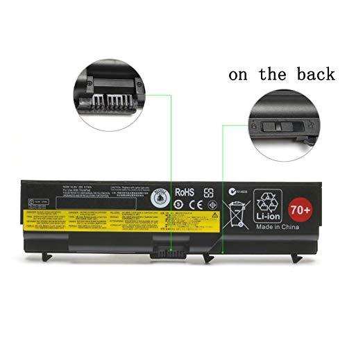 Qiouzw T430 Laptop Battery for ThinkPad 70+ T410 T420 T420i T430 T510 T520 T530 W510 W520 W530 L412 L420 L430 L512 L520 L530,Fits P/N: 0A36303 45N1001 0A36302 42T4791 45N1011 45N1005 42T4235