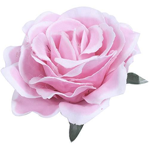 Noblik Rose Flower Hair Clip Dancer Pin Up Flower Broche 5 P