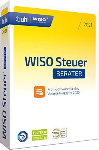 WISO Steuer-Berater 2021 (für Steuerjahr 2020| Standard Verpackung)