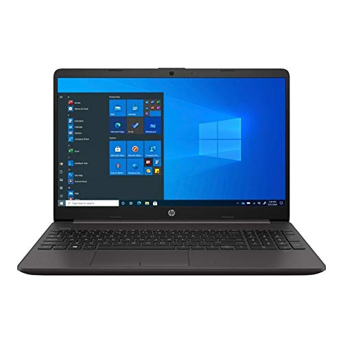 HP 250 G7 15.6-inch Laptop, Intel Core i5-1035G1, 8 GB RAM, 256 GB SSD, No Optical, Windows 10 Home