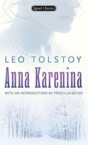 Anna Karenina (Signet Classics) 0451528611 Book Cover