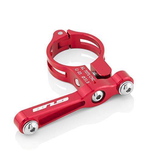 GUB Adapter für Flaschenhalter, Trinkflaschen-Halter Befestigung für Fahrrad, Motorrad, Kinderwagen usw.