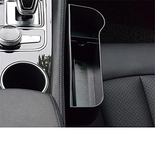 HJPOQZ Caja de Almacenamiento de Espacio para Asiento de Coche, para BMW E46 E39 E90 E60 E36 F30 F10 E34 X5 E53 E30 F20 E92 E87 M3 M4 M5 X5 X6 G20 Accesorios
