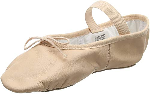 Bloch S0209 Rosa Arise Leder Ballettschuh EU 36.5 B UK 3.5 B