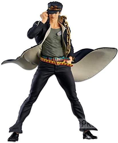 アミューズメント一番くじ ジョジョの奇妙な冒険 スターダスト クルセイダース SUPER MASTER STARS PIECE 空条承太郎 やれやれだぜ THE ORIGINAL賞