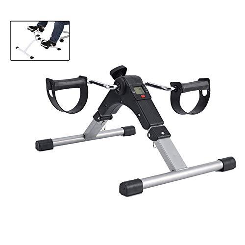 Pedal Exerciser Opvouwbaar, met LCD Mini Portable Arm Fitness, Voor binnen en buiten voor training en revalidatie Training Geschikte