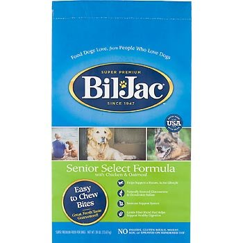 Bil-Jac Senior Dry Food For Dogs
