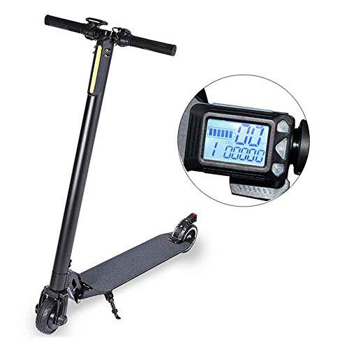 M/P Scooter eléctrico para Adultos con Scooter Urbano de Altura Regulable con...