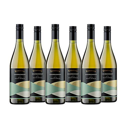 Evansea Weißwein Chardonnay, Südafrika (6x0,75L)