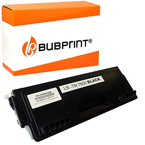 Bubprint Toner kompatibel für Brother TN-7600 TN7600 für DCP-8085DN HL-5240L HL-5340D HL-5350DN MFC-8370DN MFC-8460N MFC-8860DN MFC-8880DN MFC-8380DN