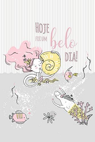 Diário para crianças: Diário positivo para preencher para meninas - livro de presentes - por 4 meses - cinza claro e rosa