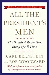 "Cover of ""All the President's Men."""