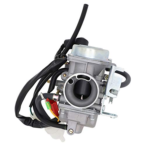 FLYPIG New Carb Carburetor Fit for 4 stroke GY6 150cc 250cc ATV Scooter Go Kart Engine Carter Dazon JCL Hammerhead Kinroad Tomberlin intake 30mm