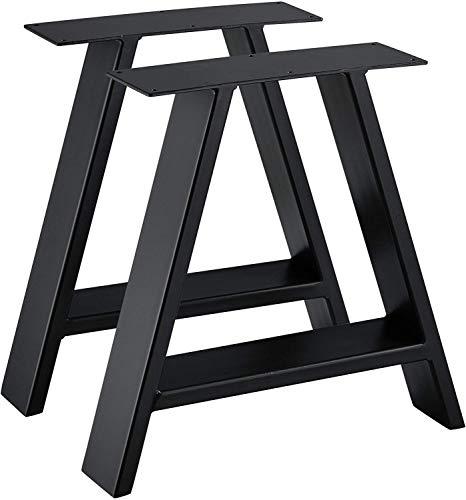 Catalpa Blume 2 stück Tischgestell Tischkufen Tischbeine Esstisch Metall Tischbein Schreibtisch Möbel Füße